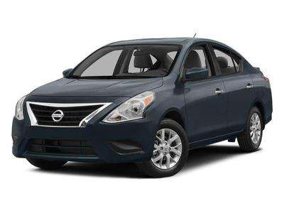 Certified 2015 Nissan Versa 1.6 SV