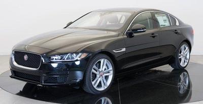 New 2018 Jaguar XE 35t Premium