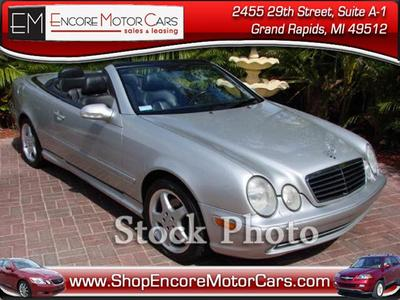 Used 1999 Mercedes-Benz  CLK320