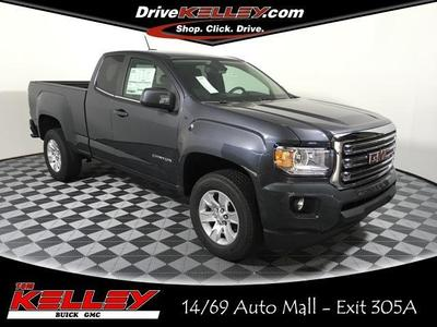 New 2017 GMC Canyon SLE Extended Cab