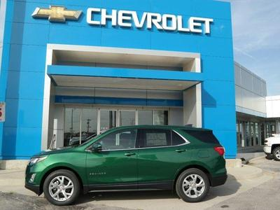 New 2018 Chevrolet Equinox LT w/2LT