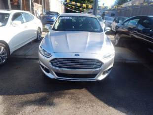 Used 2015 Ford Fusion Titanium