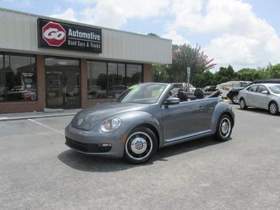 Used 2016 Volkswagen Beetle 1.8T
