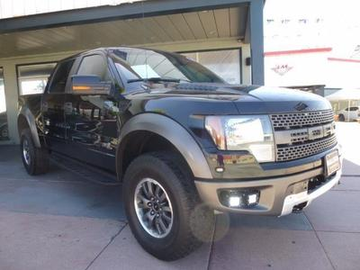 Used 2011 Ford F-150 SVT Raptor