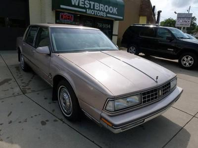 Used 1988 Oldsmobile Regency Brougham