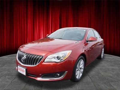 Used 2015 Buick Regal Turbo Premium I
