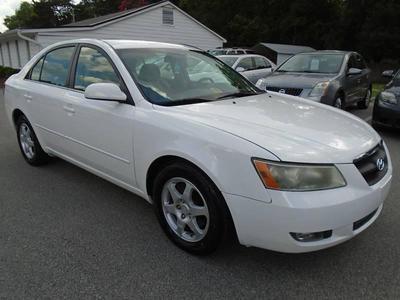 Used 2006 Hyundai Sonata GLS