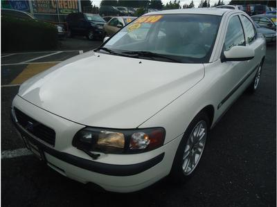 Used 2002 Volvo S60 T5