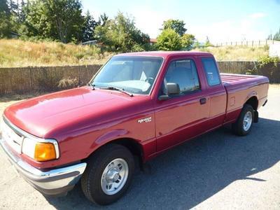 Used 1996 Ford Ranger XLT