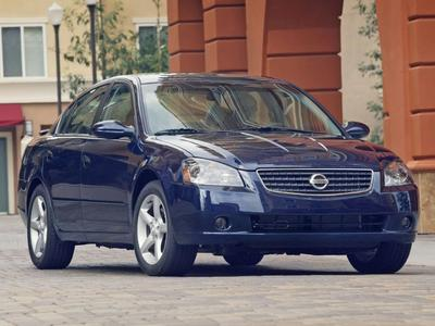 Used 2006 Nissan Altima 2.5 S