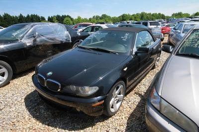 Used 2004 BMW 325 Ci