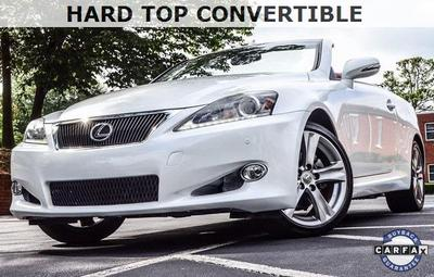 Used 2013 Lexus IS 250C Base