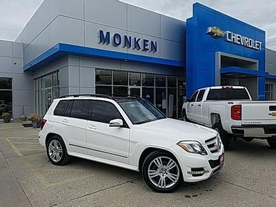 Used 2014 Mercedes-Benz GLK 350