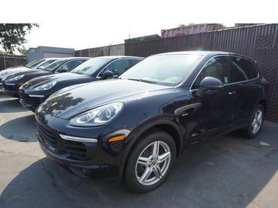 New 2015 Porsche Cayenne Diesel