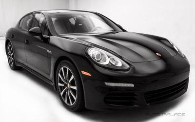 Used 2014 Porsche Panamera 4