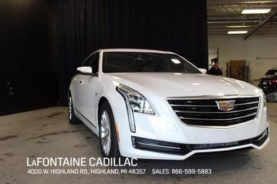 Certified 2016 Cadillac CT6 2.0L Turbo Standard
