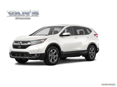 New 2017 Honda CR-V EX-L