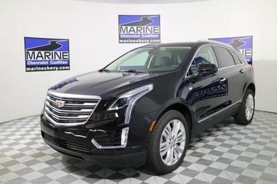 New 2017 Cadillac XT5 Premium Luxury FWD-AWD