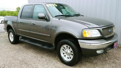 Used 2002 Ford F-150 SuperCrew