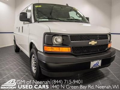 Certified 2017 Chevrolet Express 2500 Work Van