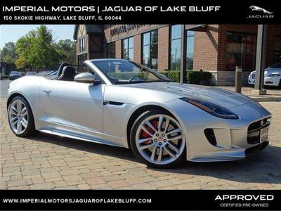 Certified 2016 Jaguar F-TYPE R