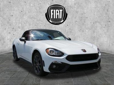 New 2017 FIAT 124 Spider Abarth