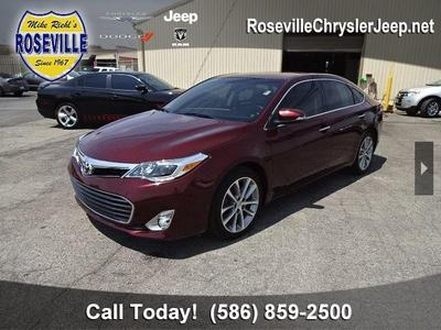 Used 2014 Toyota Avalon