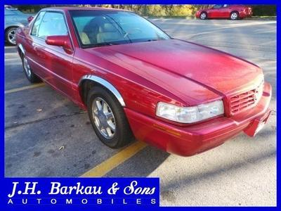 Used 2001 Cadillac Eldorado Touring ETC