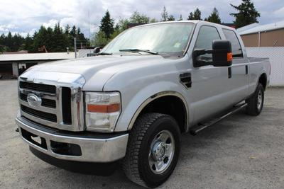 Used 2009 Ford F-250 FX4 Super Duty