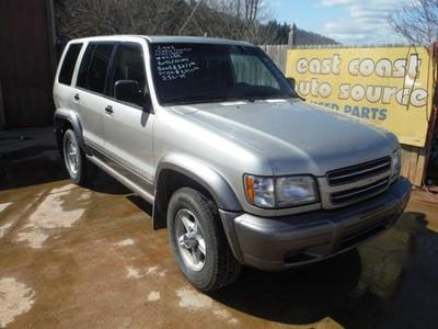 Used 2002 Isuzu Trooper S