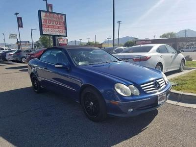 Used 2005 Mercedes-Benz CLK320