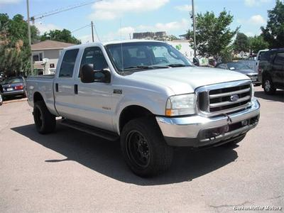 Used 2004 Ford F-250 Super Duty