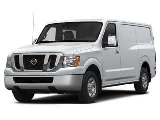 New 2017 Nissan NV Cargo NV2500 HD SV V6/SV V8