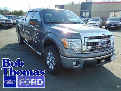 Certified 2013 Ford F-150 XLT