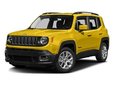 Certified 2016 Jeep Renegade LATI