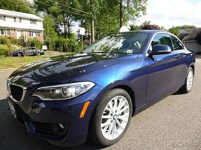 Used 2014 BMW 228 i