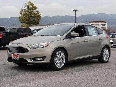 New 2016 Ford Focus Titanium