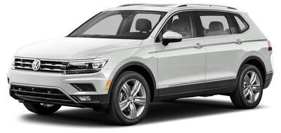 New 2018 Volkswagen Tiguan 2.0T SEL Premium