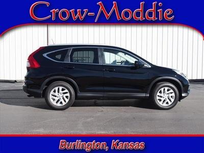 Used 2015 Honda CR-V EX-L