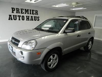 Used 2005 Hyundai Tucson GL