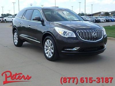 Certified 2017 Buick Enclave Premium