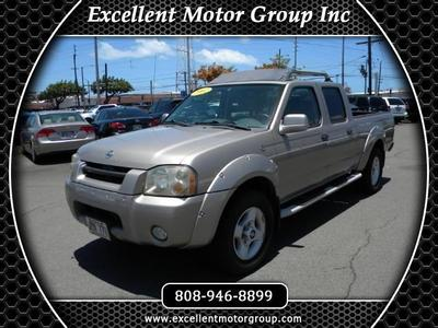 Used 2002 Nissan Frontier SE
