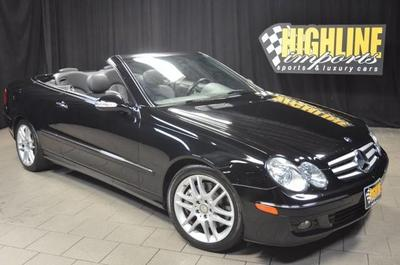 Used 2009 Mercedes-Benz CLK350
