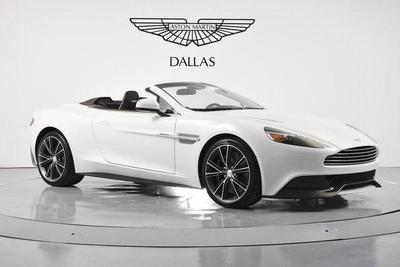 New 2017 Aston Martin Vanquish Volante