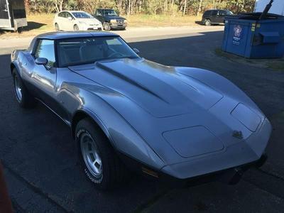 Used 1978 Chevrolet Corvette 25TH ANNIVERSARY
