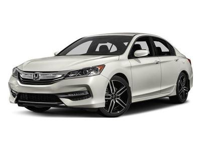 New 2017 Honda Accord Sport