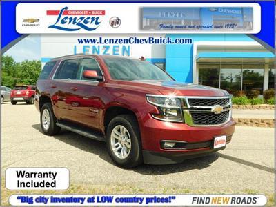Certified 2016 Chevrolet Tahoe LT