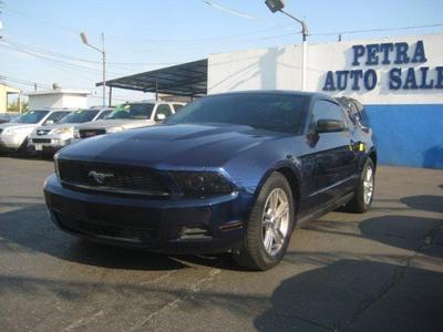 Used 2011 Ford Mustang V6 Premium