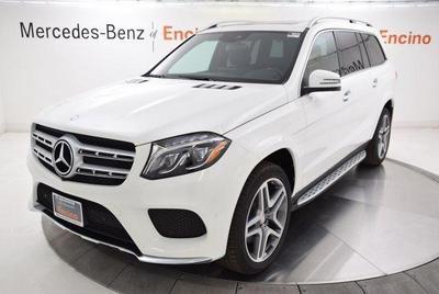 New 2017 Mercedes-Benz GLS 550 Base 4MATIC