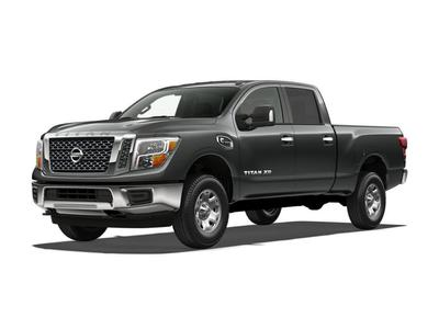 New 2017 Nissan Titan XD SV